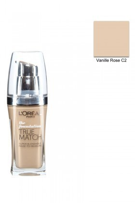 Loreal 3600520457819 Fondöten True Match C2