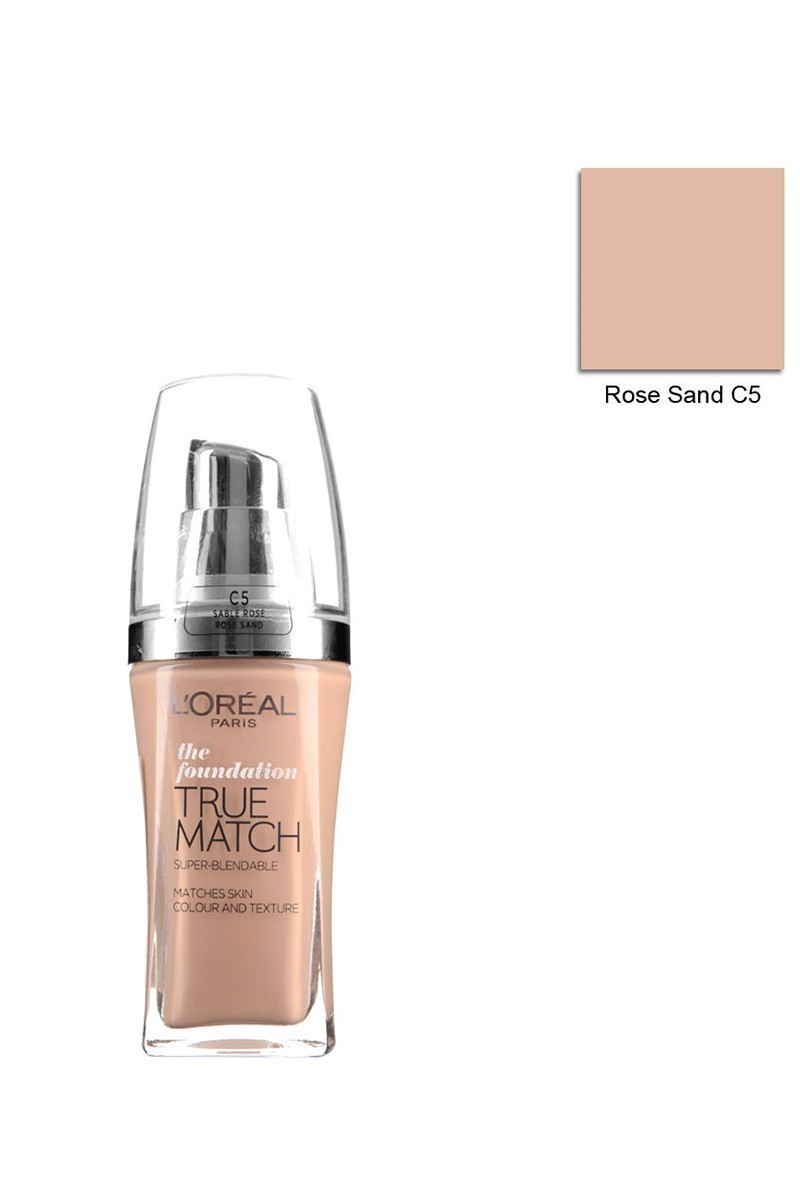 Loreal 3600520457857 Fondöten True Match C5