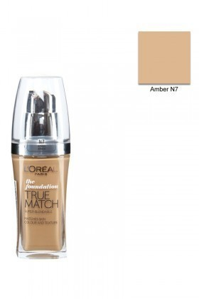 Loreal 3600520457871 Fondöten True Match N7