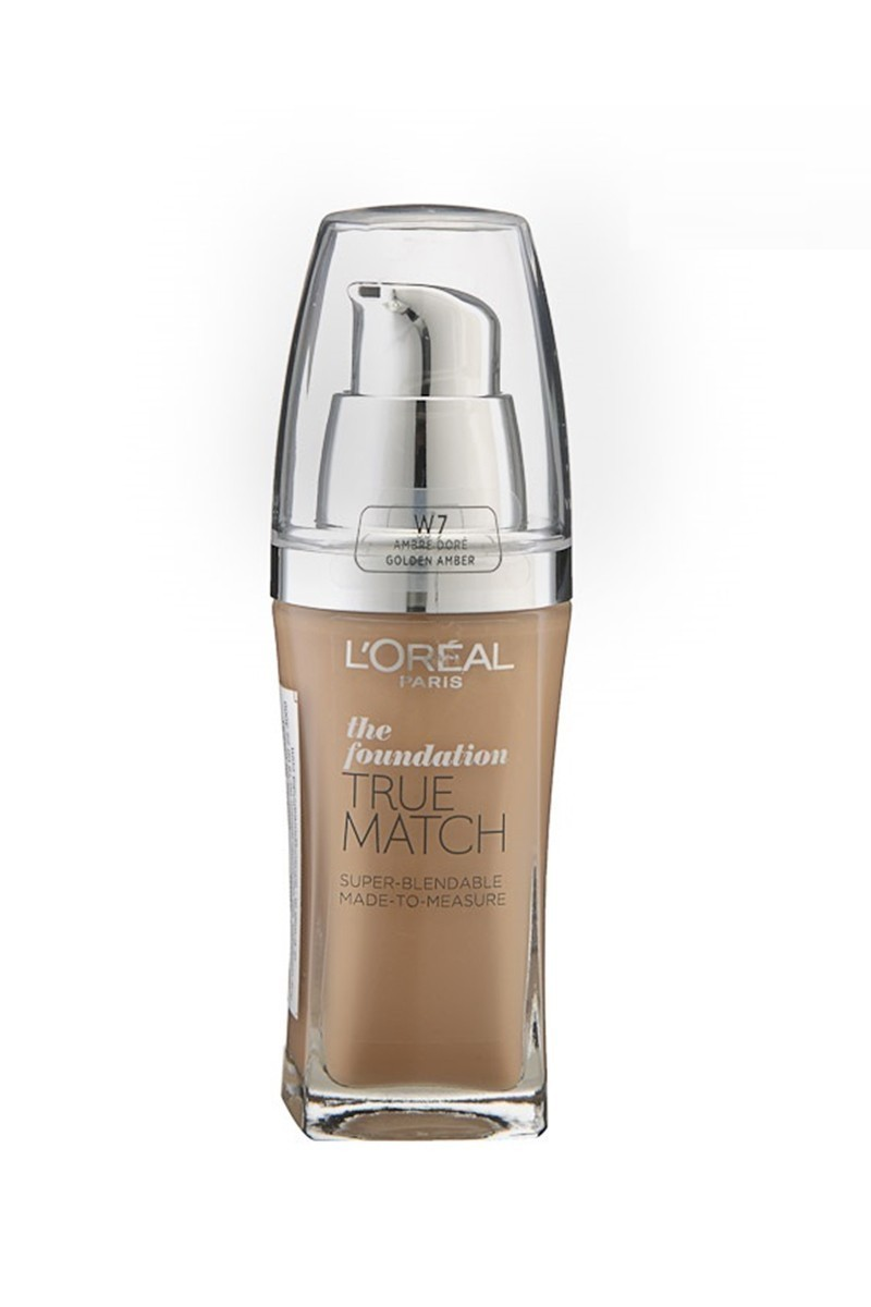 Loreal 3600520457895 Fondöten True Match W7