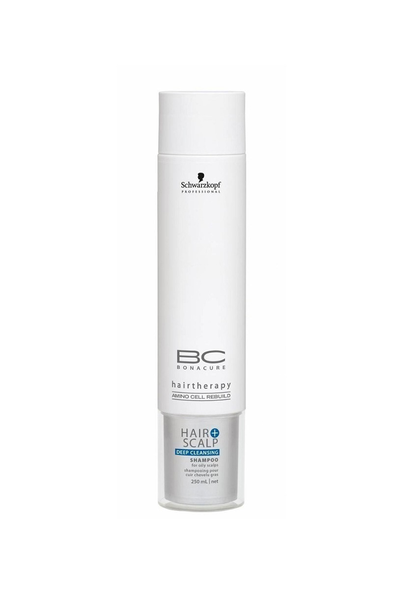 Schwarzkopf 4045787121384 Bonacure Şampuan Hair Scalp Deep Cleansing 250Ml