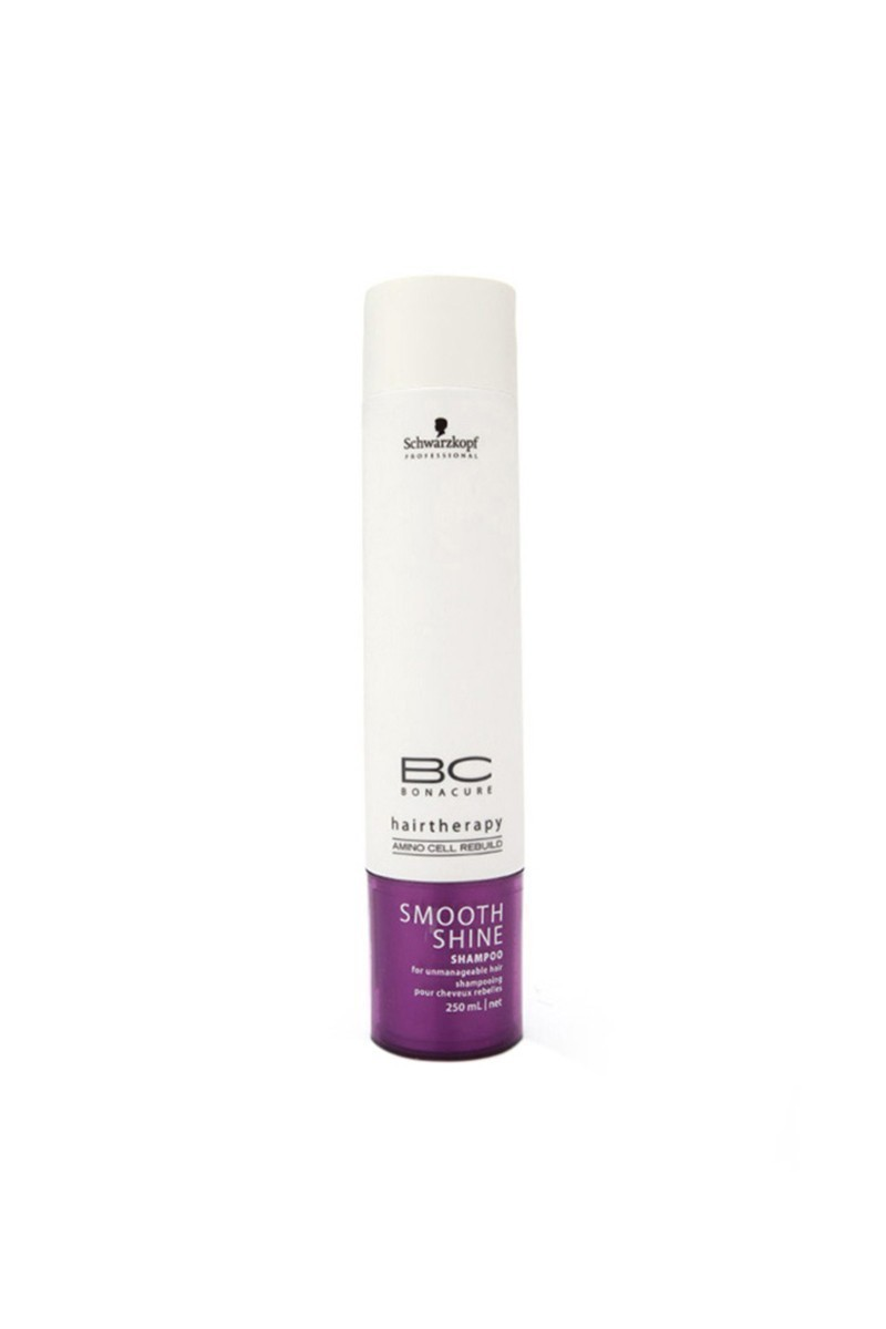 Schwarzkopf 4045787140194 Bonacure Şampuan Smooth Shine 250Ml