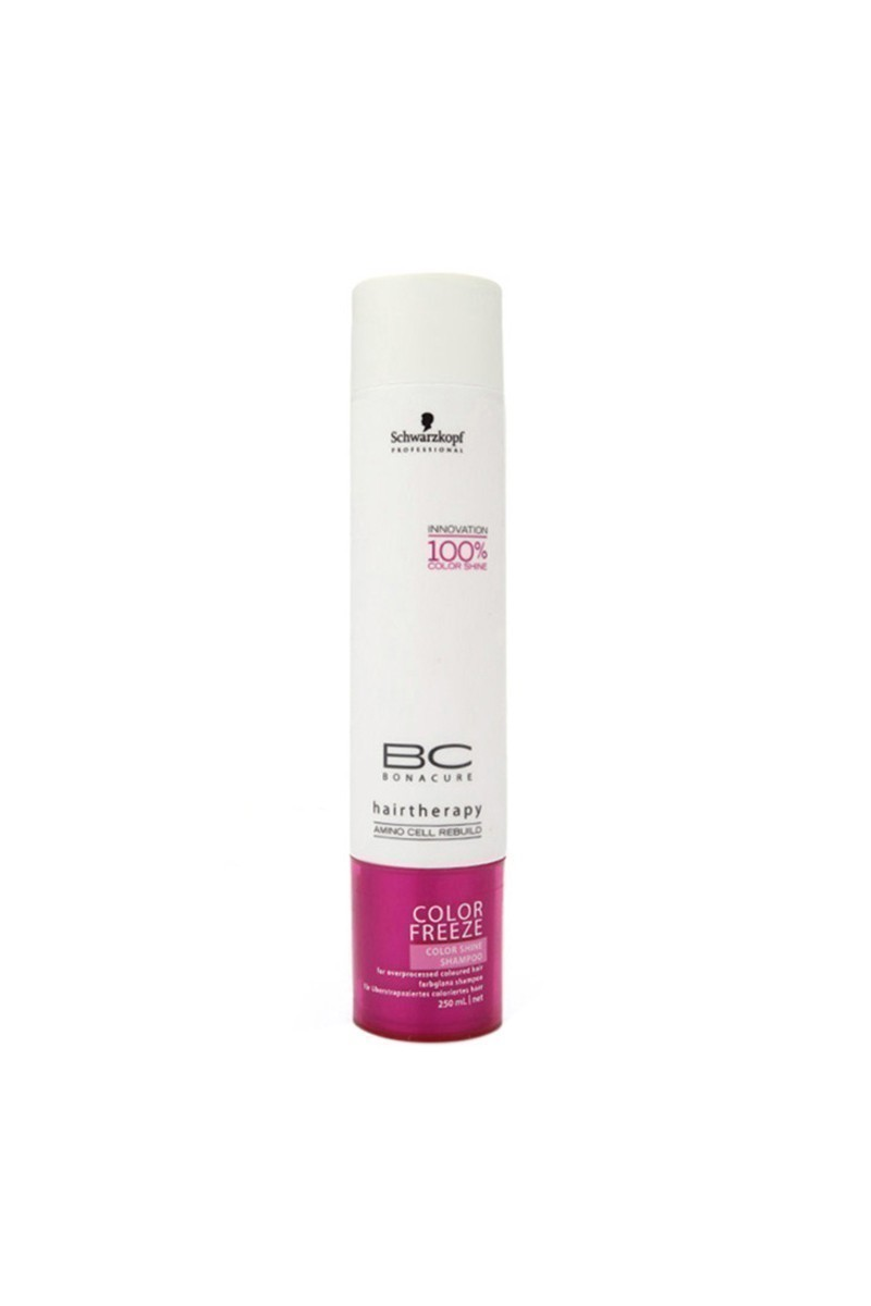 Schwarzkopf 4045787173093 Bonacure Şampuan Color Freeze Shine 250Ml