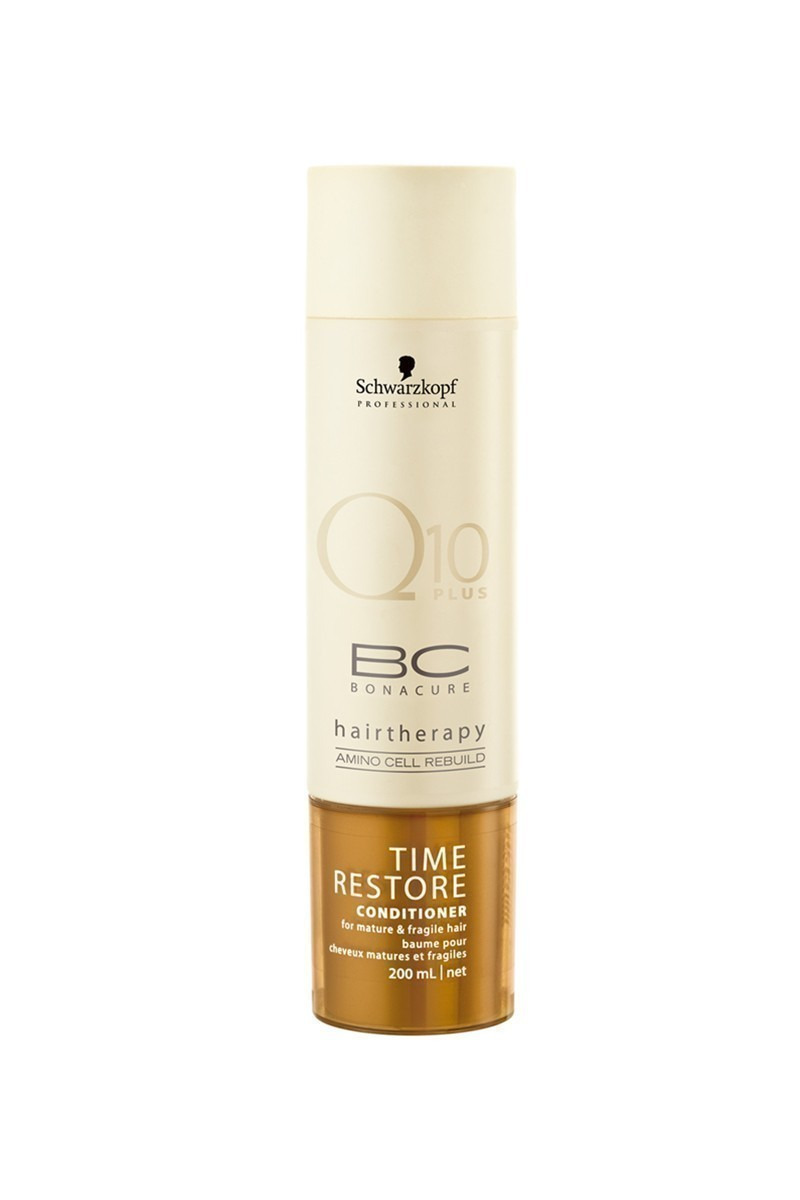 Schwarzkopf 4045787129793 Bonacure Conditioner Time Restore 200Ml