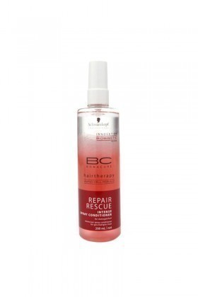 Schwarzkopf 4045787149654 Bonacure Conditioner Spray Repair Rescue 200Ml
