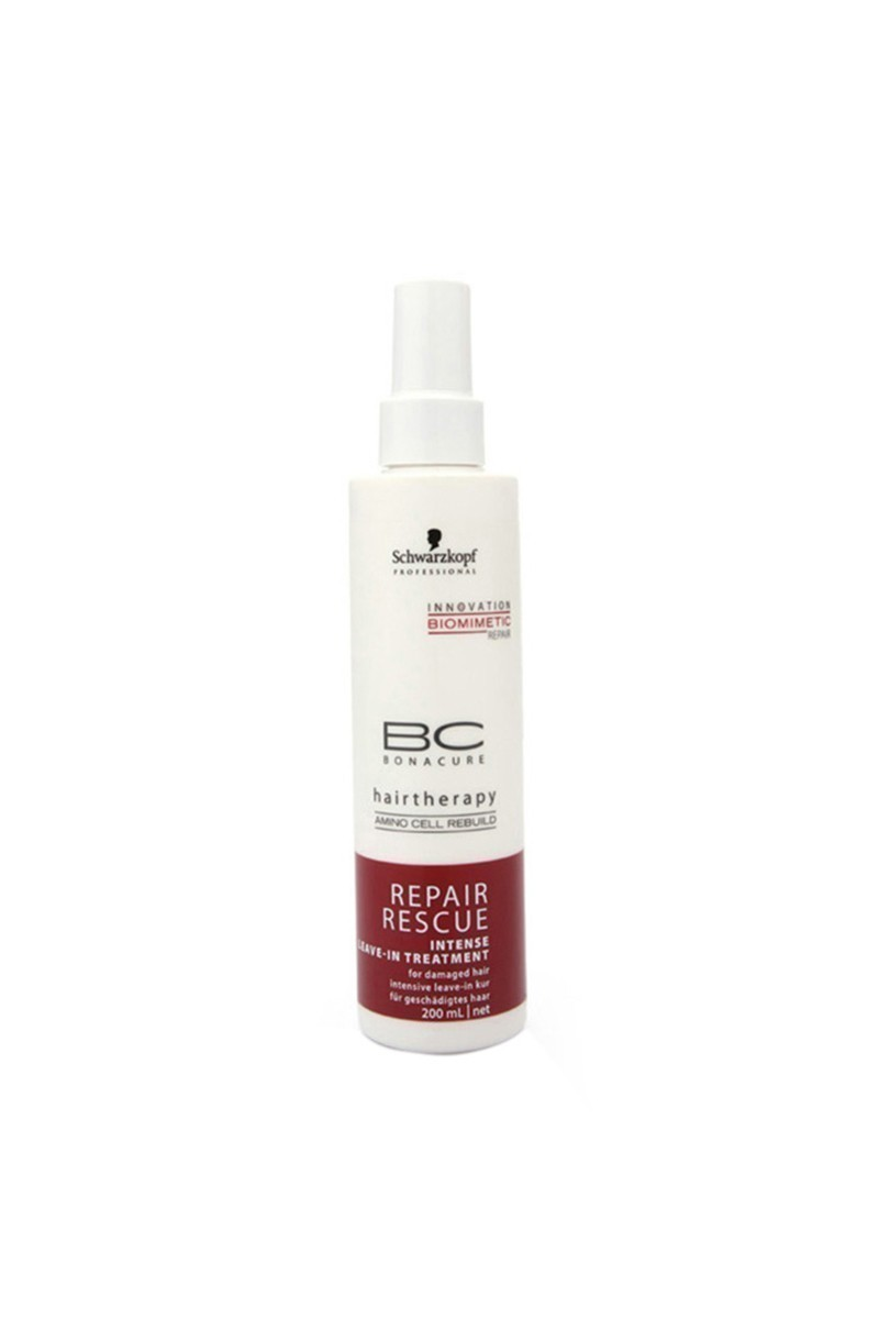 Schwarzkopf 4045787149548 Bonacure Repair Rescue Leave-In 200Ml