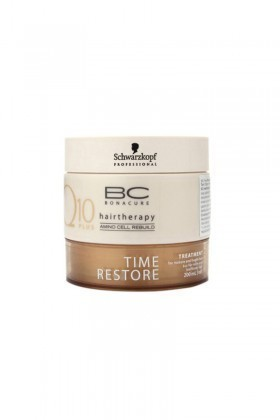 Schwarzkopf 4045787132847 Bonacure Time Restore Treatment 200Ml