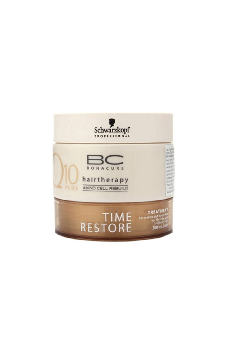 Schwarzkopf 4045787132847 Bonacure Time Restore Treatment 200Ml
