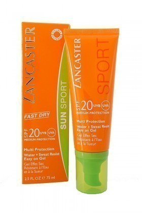 Lancaster 3414200852104 Sun Sport Multi Protection Gel Spf20 75Ml