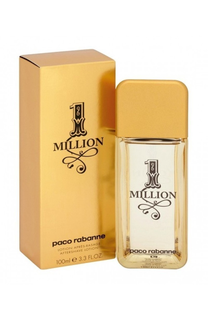 Paco Rabanne 3349666007983 One Million Erkek After Shave Lotion 100Ml