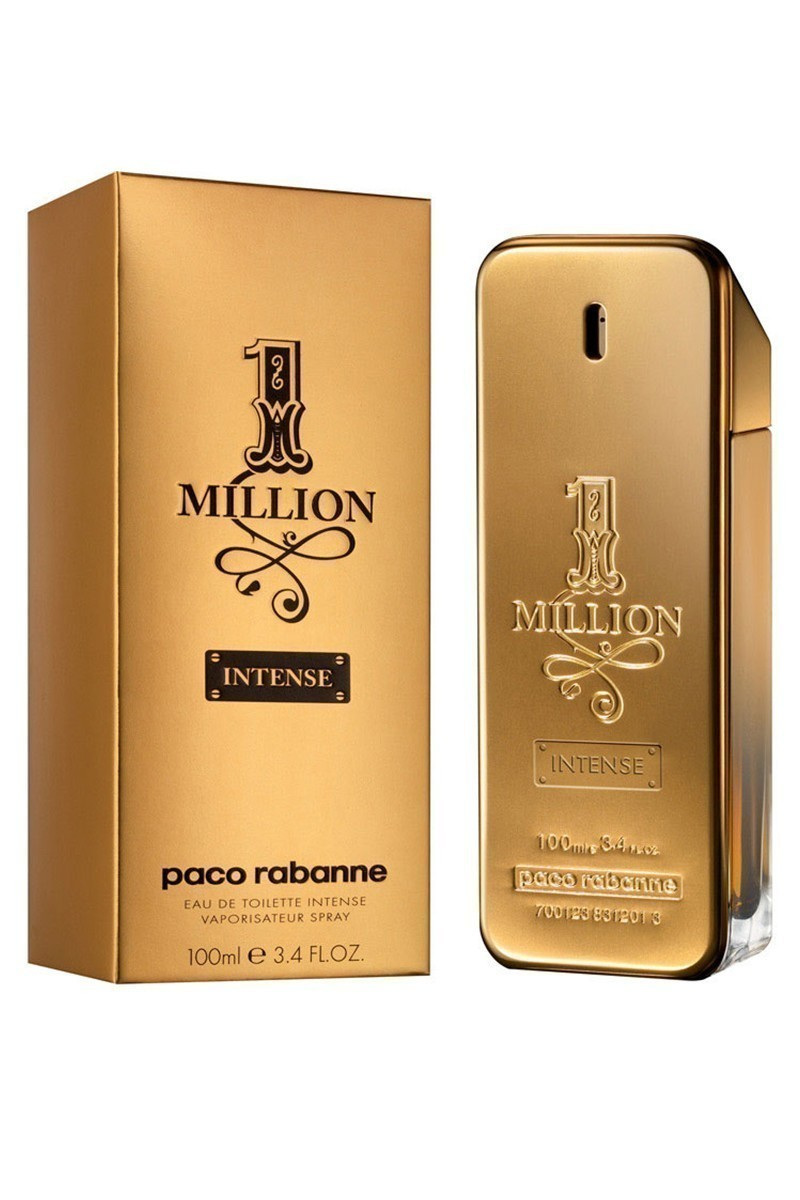 Paco Rabanne 3349668520749 One Million Intense 100 Ml