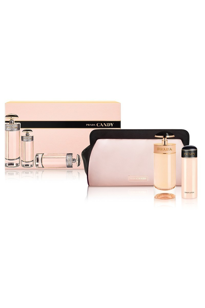Prada 8435137733101 Candy Leau Bayan Set 80Ml