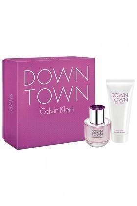 Calvin Klein 3607349653347 Downtown Bayan Edp 90Ml Set