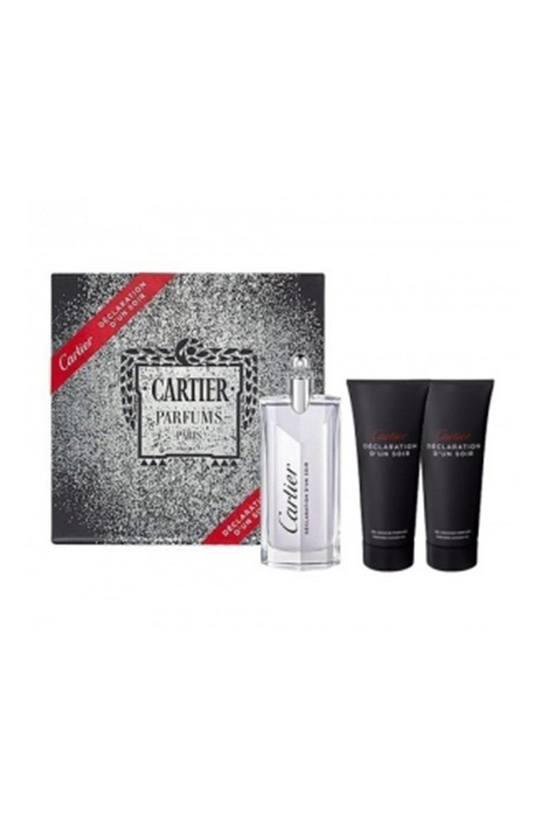 Cartier 3432240032218 Declaration Dun Soir Erkek Edt 50Ml Set