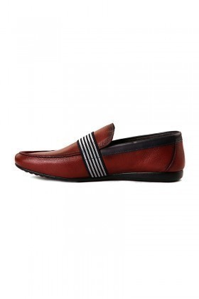 Pandew Bordo PNDW-205 Hakiki Deri Erkek Ayakkabı