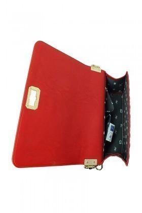 California Polo Club Kırmızı 4KK251284043KIR Bayan Çanta