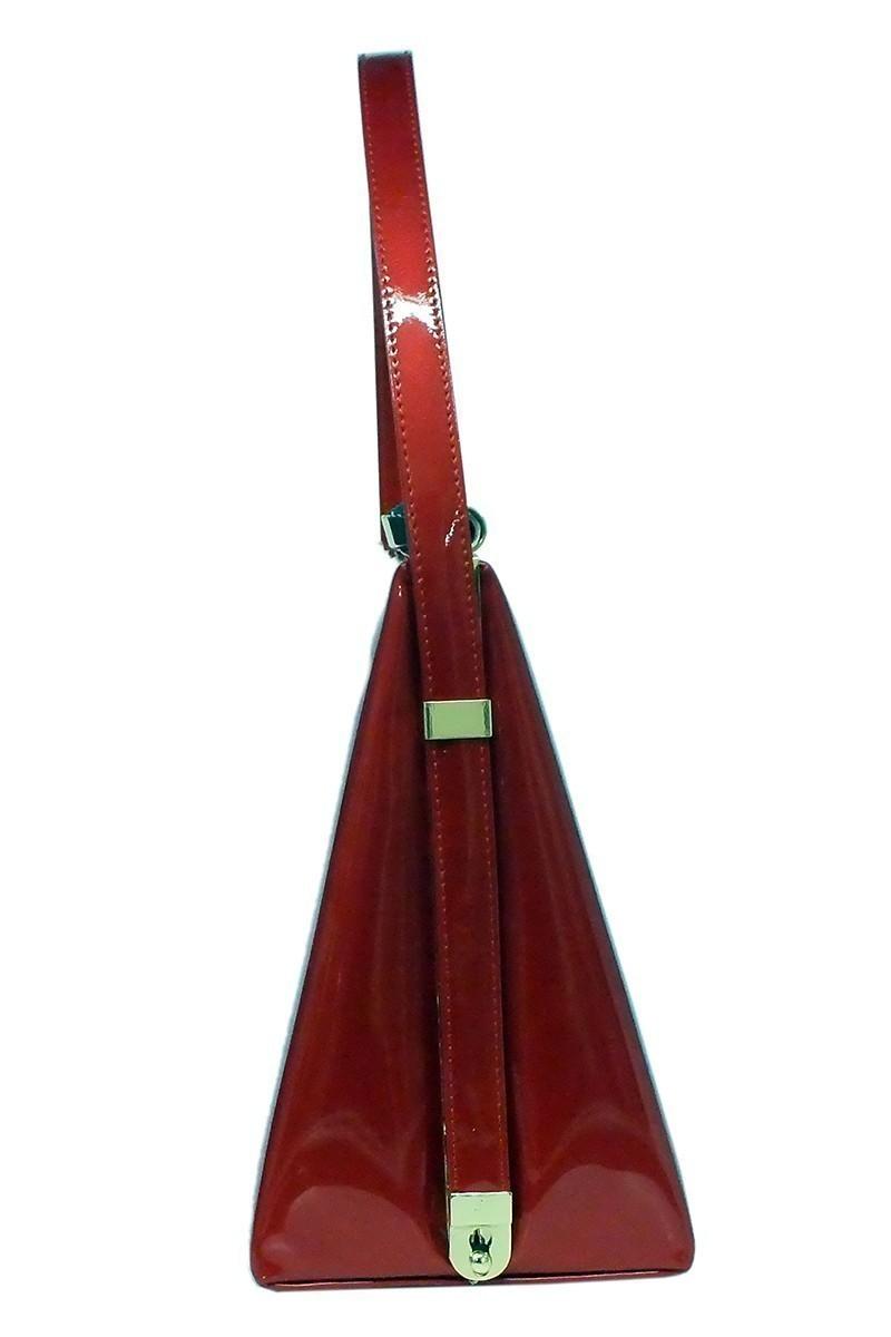 California Polo Club Kırmızı 4KK251284611KMR Bayan Çanta