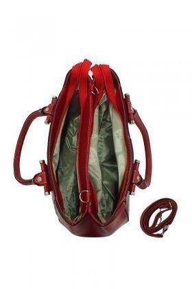 California Polo Club Kırmızı 4YK248284062KIR Bayan Çanta