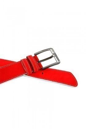 FSM Kırmızı FSM-023 Erkek Kemer