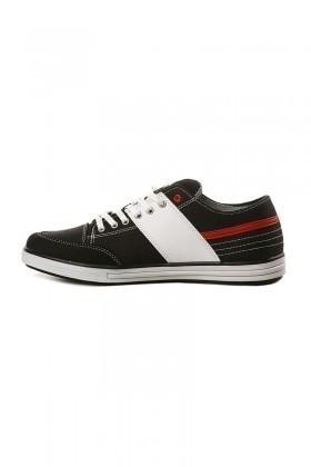 Laguna Siyah-Beyaz-Kırmızı LGN-034 Erkek Ayakkabı