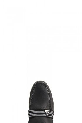 Pandew Lacivert PNDW-205 Hakiki Deri Erkek Ayakkabı