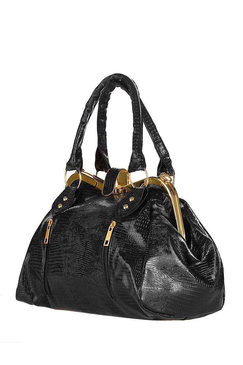 OB Siyah CP-335-01 Bayan Çanta