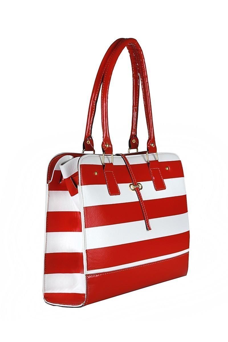 OB Kırmızı-Beyaz CP-34231-Y1002 Bayan Çanta