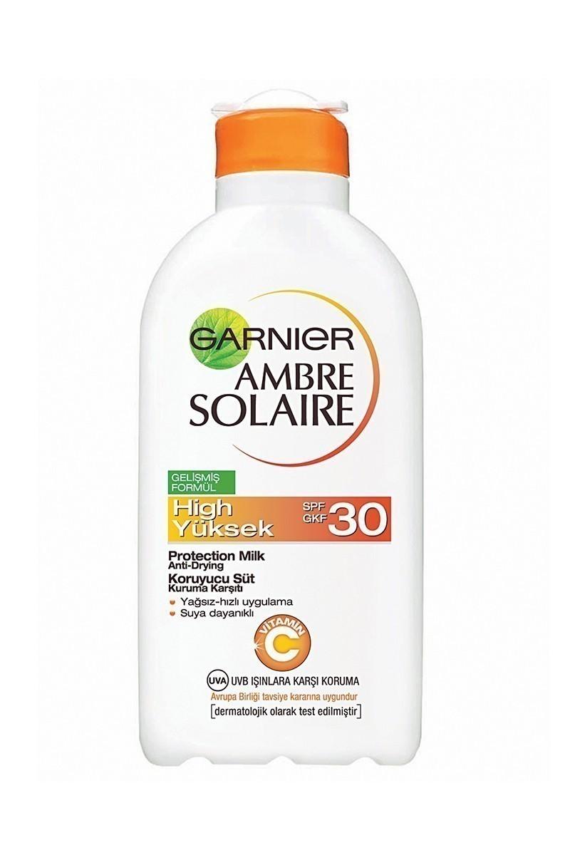 Ambre Solaire 3600540587350 Süt 30KF 200ml