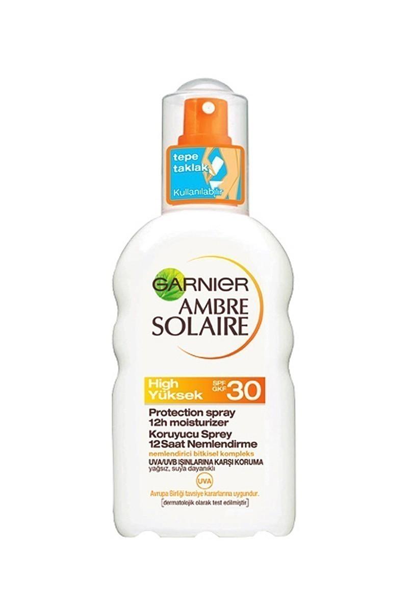 Ambre Solaire 3600540587879 Süt Spray 30KF 200ml