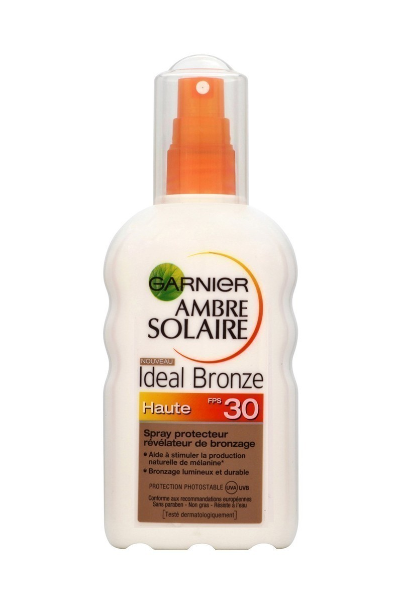 Ambre Solaire 3600541309371 Süt Spray Ideal Bronze 30KF 200ml