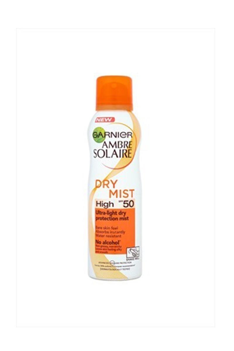 Ambre Solaire 3600541442351 Dry Mist Spray 50KF 200ml
