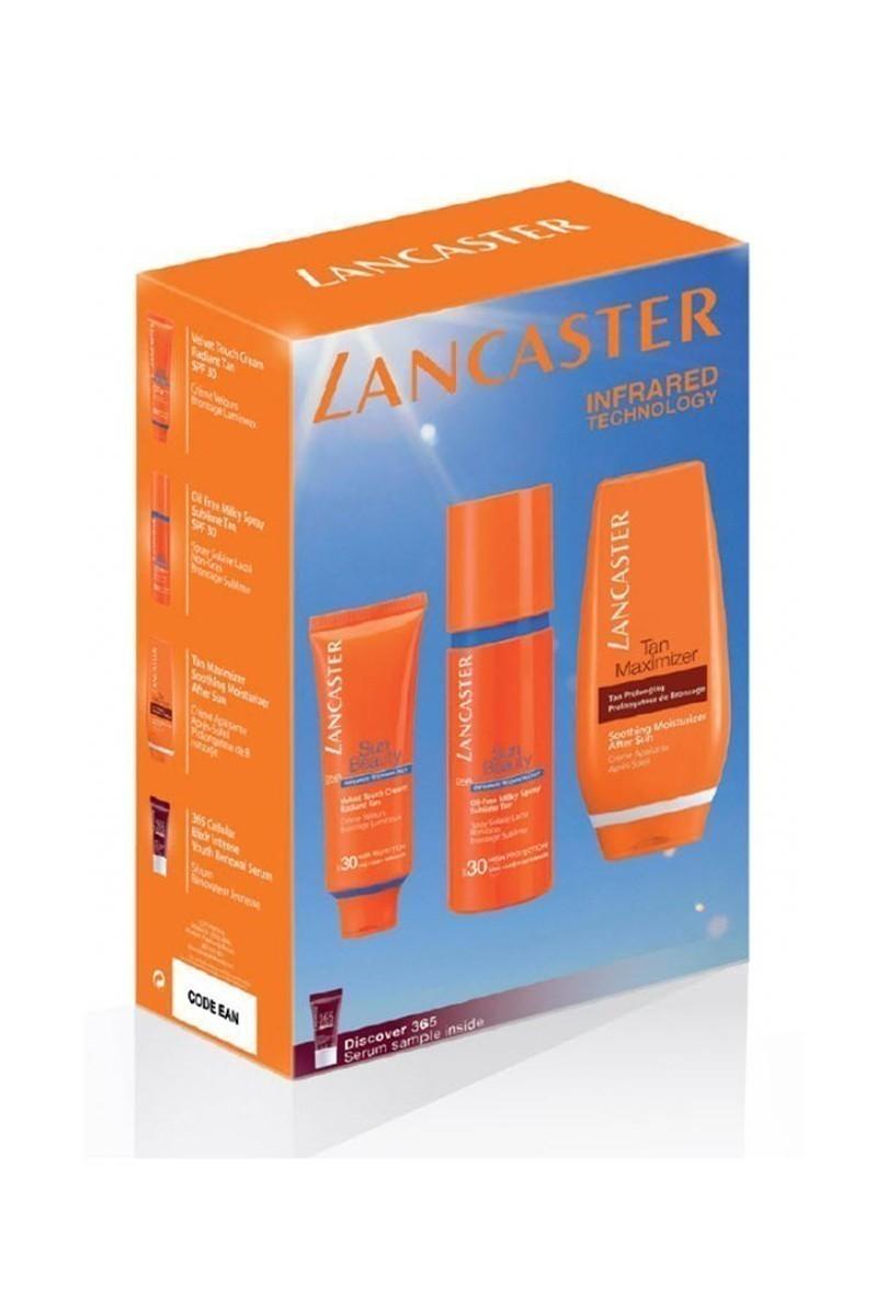 Lancaster 3607343168472 Sun Trio Box 2