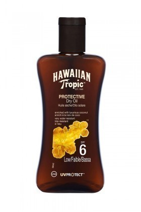 Hawaiian Tropic 5099821009960 Yağ SPF6 200ml