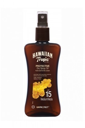 Hawaiian Tropic 5099821009991 Yağ Spray SPF15 200ml