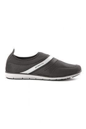 Laguna Füme-Beyaz LGN-607 Erkek Spor Ayakkabı