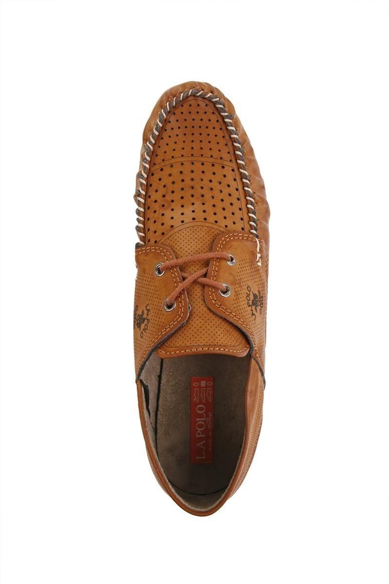 LA POLO Taba LPL-1165 Erkek Ayakkabı