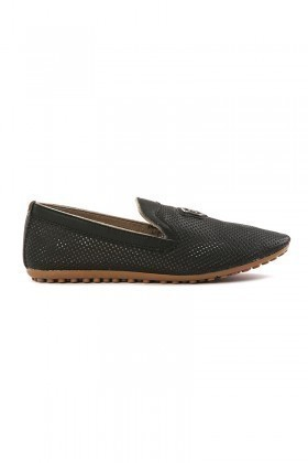 LA POLO Siyah LPL-1711 Erkek Ayakkabı