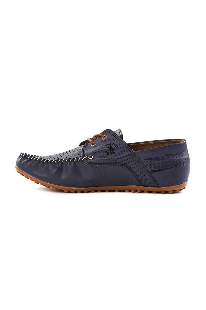 LA POLO Lacivert LPL-1165 Erkek Ayakkabı