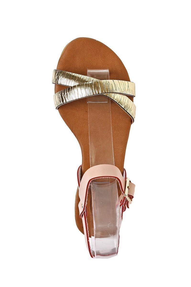 Carel Pudra CRL-1604 Bayan Sandalet