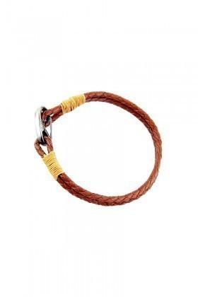 Divax Kahverengi DODB016 Soul Of Leather Bileklik