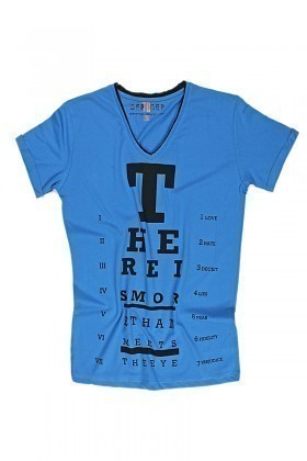 Gep To Gep Mavi GTG-022 Erkek Tişört