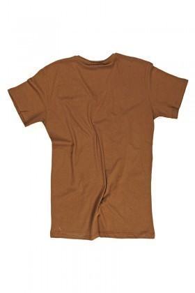 Myboo Kahverengi MB-008 Erkek Tişört