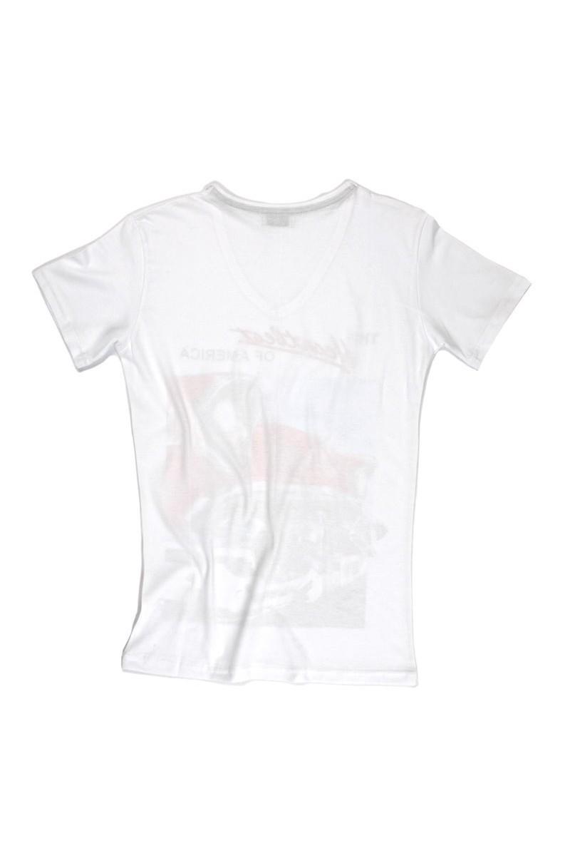 Myboo Beyaz MB-003 Erkek Tişört