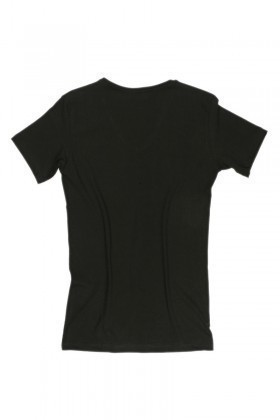 Myboo Siyah MB-001 Erkek Tişört