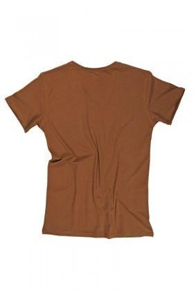 Gep To Gep Kahverengi GTG-004 Erkek Tişört
