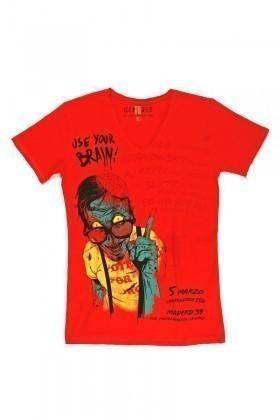 Gep To Gep Kırmızı GTG-001 Erkek Tişört