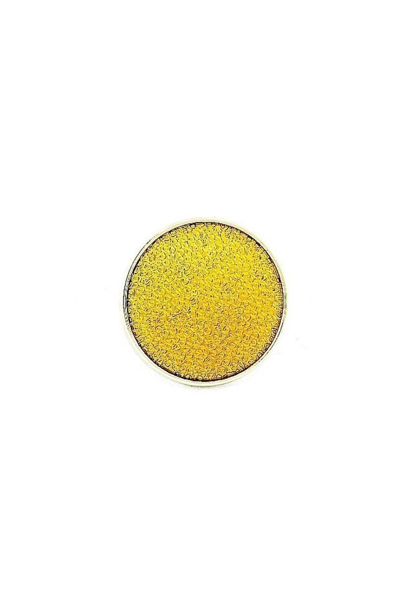 Divax Sarı DCCY518-SARI Chic Colour Yüzük
