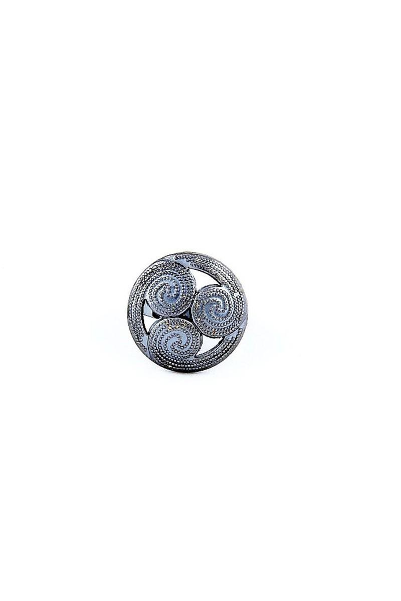 Divax Gümüş Rengi DSVY532-NKL Wind Vane Yüzük