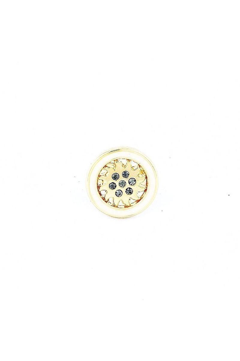 Divax Altın Sarısı DSVMY531 Sun View Maxi Yüzük