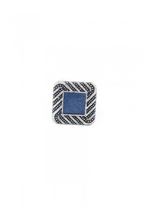 Divax Gümüş Rengi DRDY528-NKL Rainy Day Yüzük
